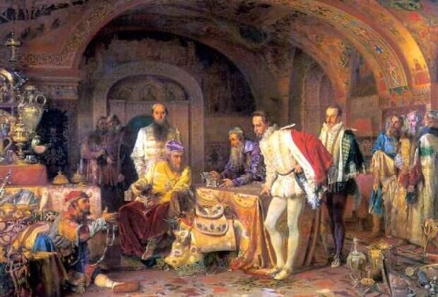 Самые скандальные поступки русских царей