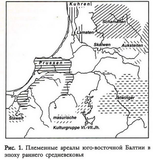 Судьбы прусского культурного наследия