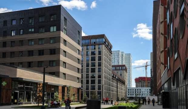 Выданы разрешения на строительство пяти домов на территории «ЗИЛ-Юг»