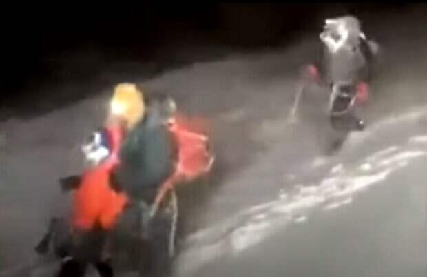 """Трагедия с альпинистами на Эльбрусе, что известно о жертвах и кадры ЧП: """"Минус 20 градусов и..."""""""