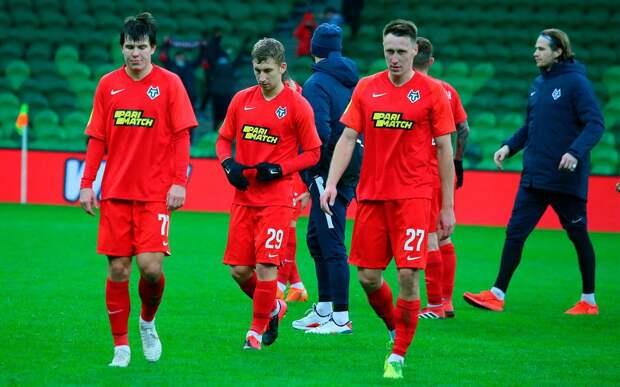 РФС снимет с «Тамбова» запрет на регистрацию новых футболистов