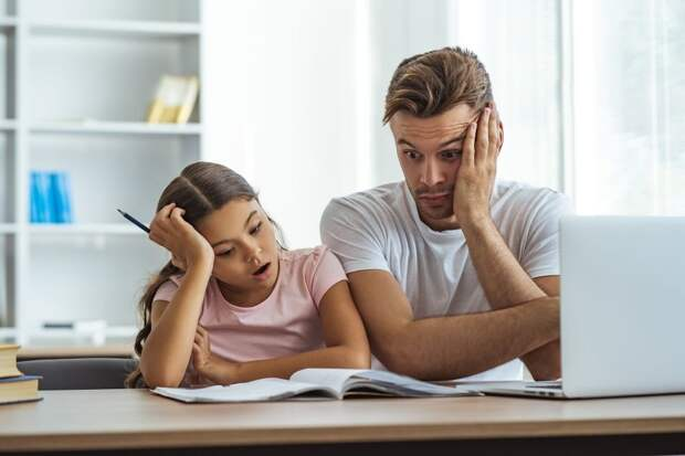 Родители стали нанимать себе репетиторов по школьным программам