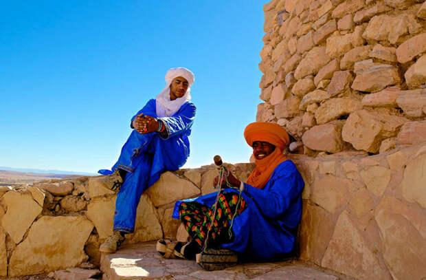 Большинство берберов сегодня живет в горах ©clemence-liu