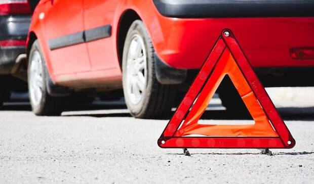 В Ижевске каждая четвертая авария случается из-за плохого состояния дорог