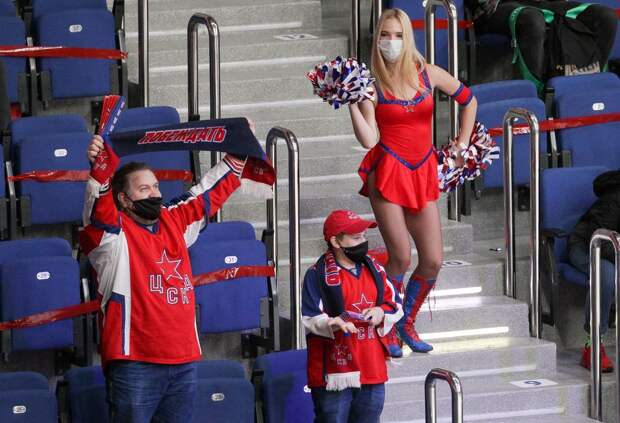 Морозов: «КХЛ стремится к тому, чтобы болельщики ходили на матчи — конечно же, не в ущерб безопасности здоровью»