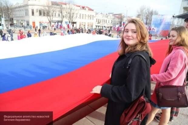 Западные СМИ призвали Украину навсегда забыть о российском Крыме