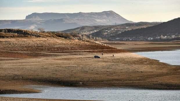 Проблему водоснабжения Крыма решат израильским методом