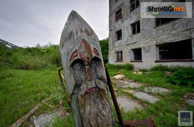 Бухта номер ноль: заброшенный город подводников на Камчатке