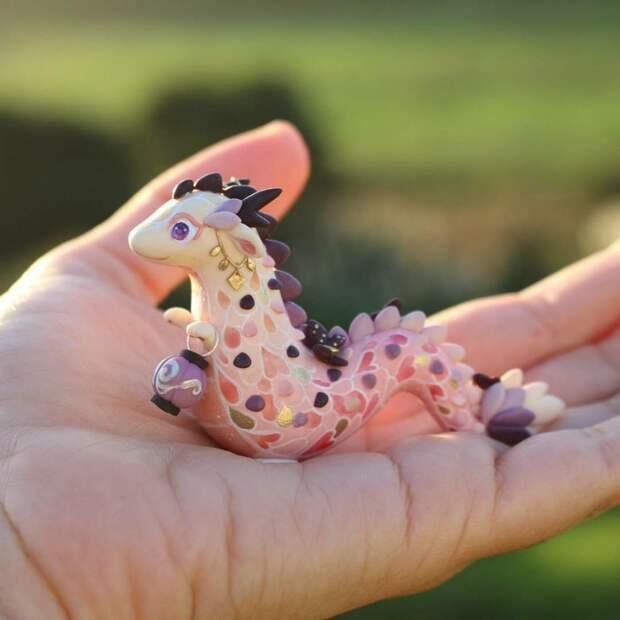 Сказочная страна: фигурки из полимерной глины Amba Jacobs