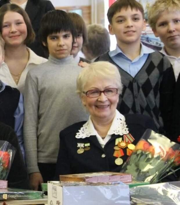 Жительница Бабушкинского рассказала о жизни в осажденном Ленинграде