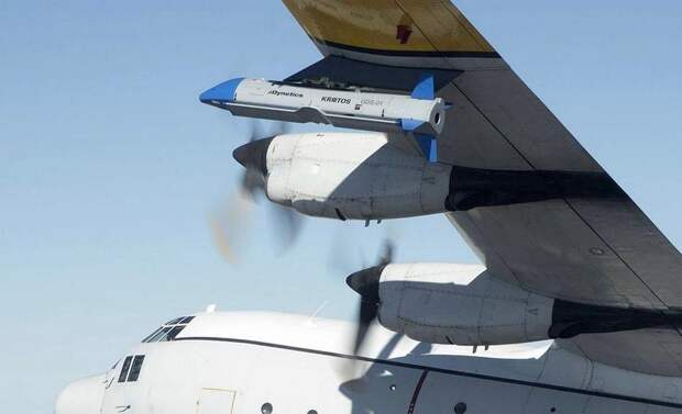 """ВВС США провели успешные испытания """"воздушного авианосца"""" X-61A Gremlins"""