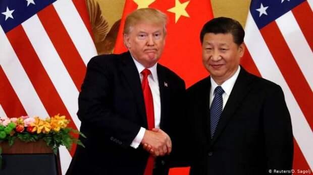 Трамп хочет осложнить обращение китайских акций набиржах США