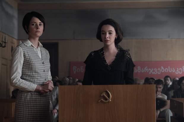 Мари Ворожи стала советским адвокатом