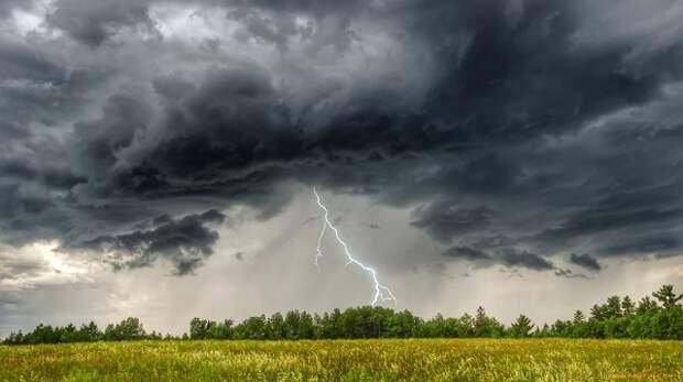 На Кубани синоптики пообещали дожди и грозы