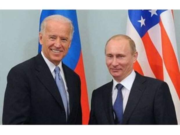 В Киеве подозревают, что Байден надумал искать союза с Путиным