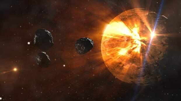 Рогозин заявил о неспособности человечества защитить Землю от астероидов