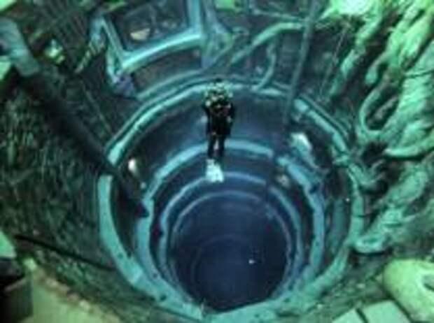 Постапокалиптический подводный город в Дубае ждёт своих исследователей