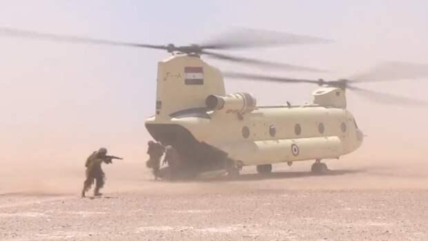 Российские десантники примут участие в учениях «Защитники дружбы-2021» в Египте