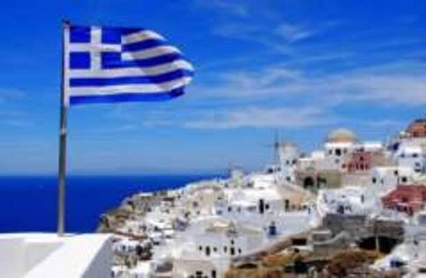 Греция пустит туристов с 1 мая