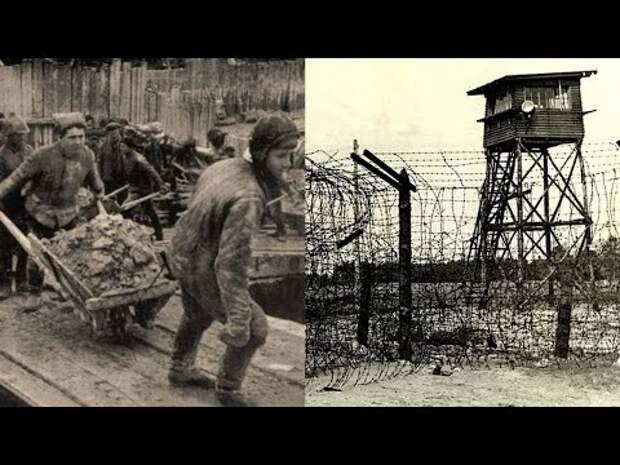 ТРАГЕДИЯ БОРЛАГА. Что происходило в лагере ГУЛАГа?