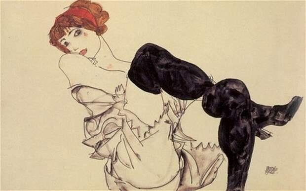 Эротические зарисовки из прошлого.