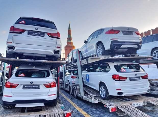 Российских медалистов Олимпиады ждут призы - немецкие автомобили
