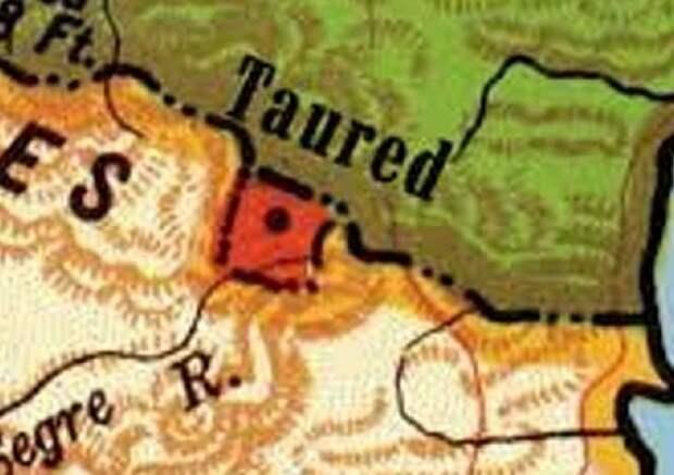 """""""Извините, но страны с таким названием не существует!"""". История человека из Тауреда."""