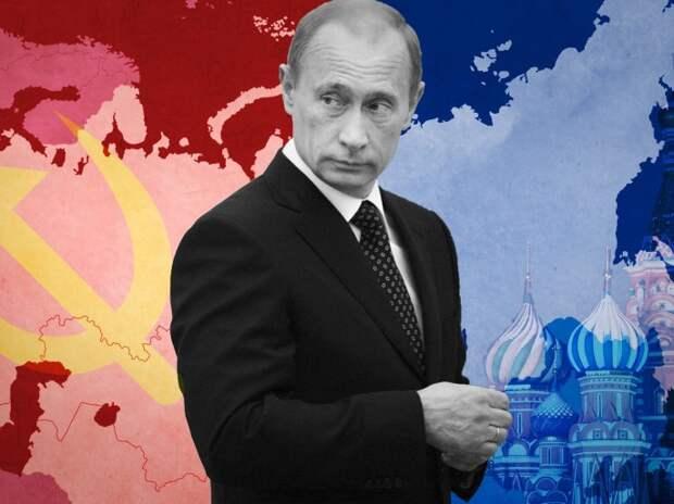 Дмитрий Ольшанский. Как русская история будет судить Путина