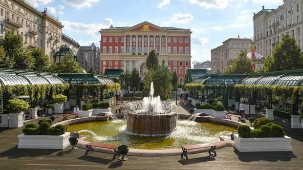 Жителей столицы пригласили принять участие в гастропроекте «Лето в городе»