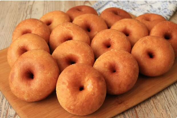 Как у меня получаются просто «идеальные» пончики: все как один