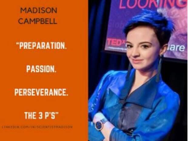 фото:  Madison Campbell/ itsbiography.com