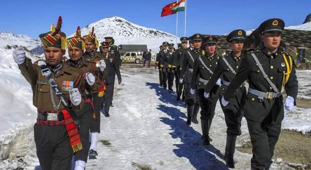 The Times: Китай и Индия находятся на грани полноценной войны