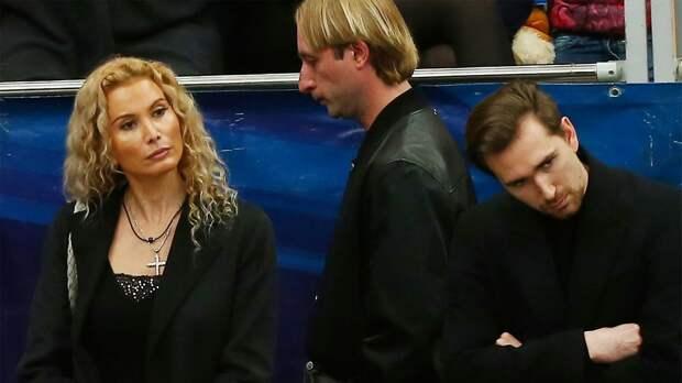 Фанаты жестко захейтили Плющенко после победы Трусовой