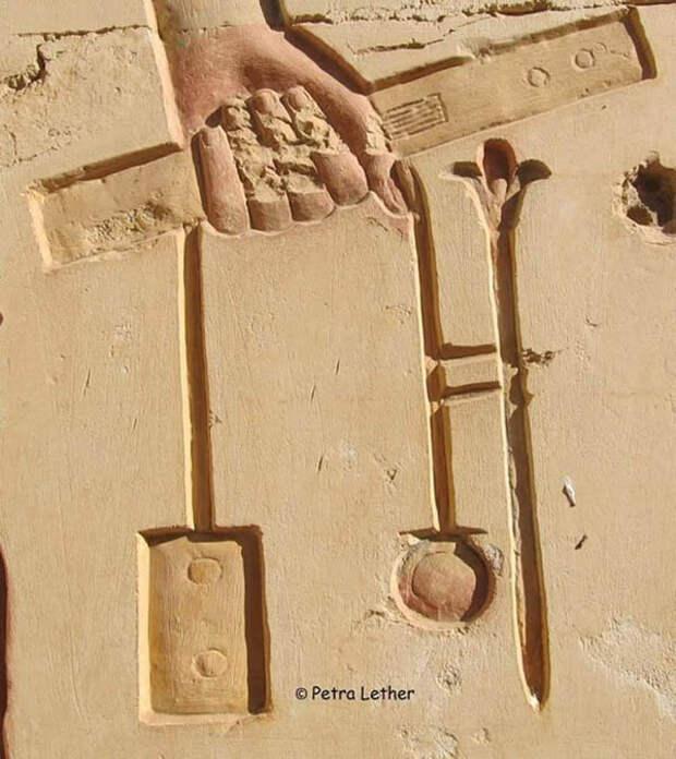 Распространение письменности из Древнего Египта