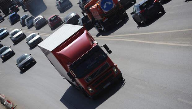 Ограничения на проезд в жару для грузовиков могут ввести на федеральных трассах в РФ