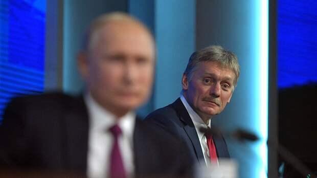 В Кремле допустили возможность встречи Путина и Джонсона