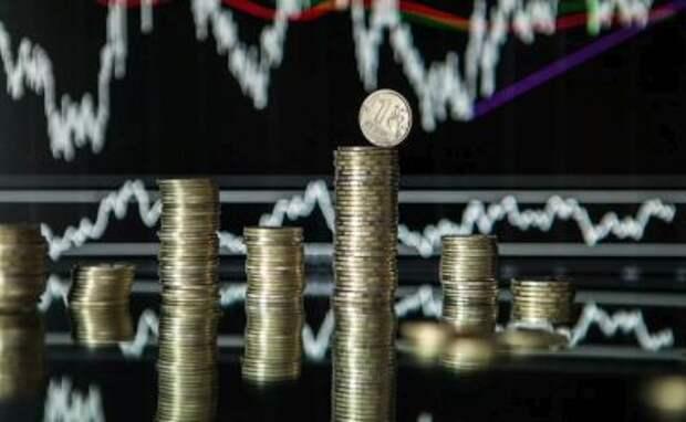 Рынок открылся ростом, рубль укрепляется