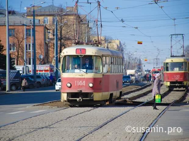 «ИжГЭТ» ответил на претензию жительницы Ижевска о шумных трамваях