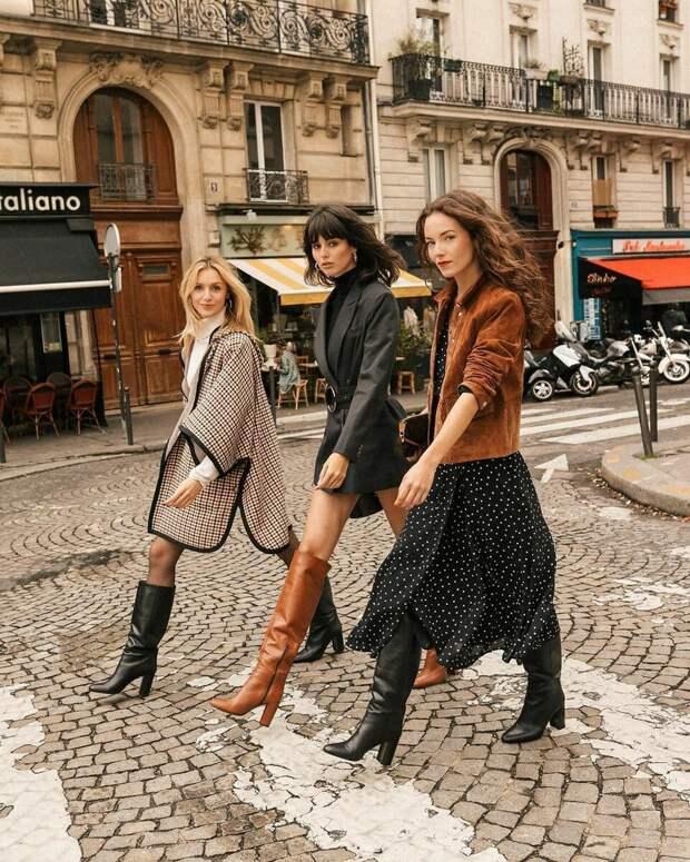 7 пар женской обуви, которые будут на пике популярности этой весной