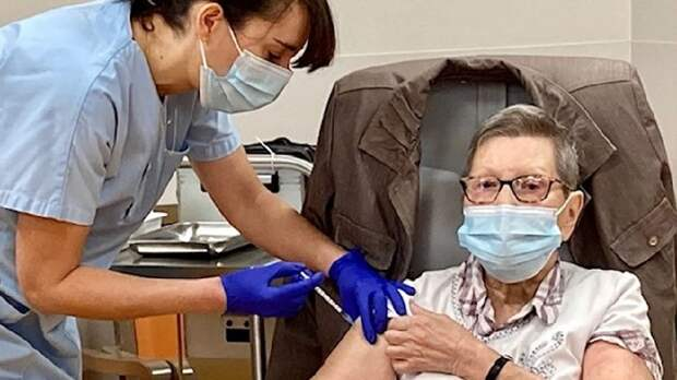 Что происходит с вакцинацией от COVID-19?