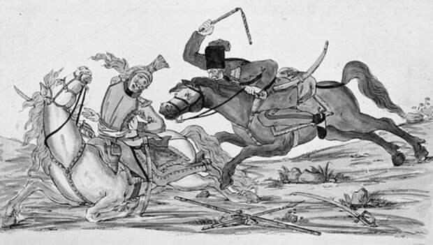 Кто круче: наши казаки или японские ниндзя?