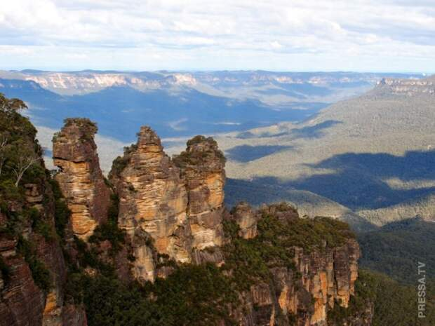 Интересные достопримечательности Австралии, но не Сидней