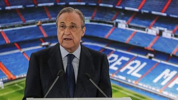 Президент «Реала»: «Гарантирую, что игроки клубов-участников Суперлиги не будут отстранены от Евро-2020 и ЧМ-2022»