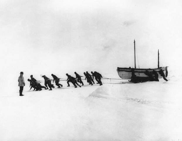 Экспедиция к Южному полюсу: на грани человеческих возможностей