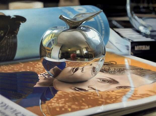 Гиперреалистичные картины Джейсона де Граафа