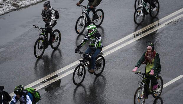 Подмосковный спортсмен взял серебро на всероссийских соревнованиях по велоспорту