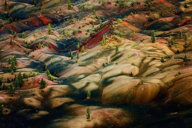 20 пейзажей национального парка Лассен-Волканик, которые выглядят совершенно инопланетно