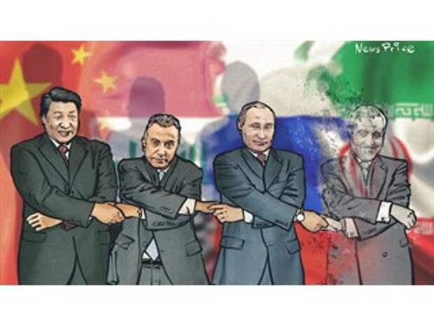 Новые партнёры Ирака: Россия и Китай