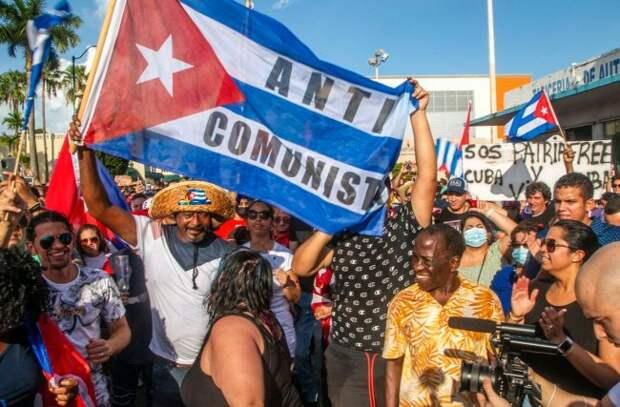 Остров нетерпения. Почему на Кубе впервые за 30 лет вспыхнули протесты - «Политика»