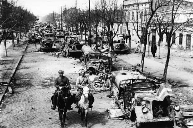 10 апреля - день освобождения Одессы